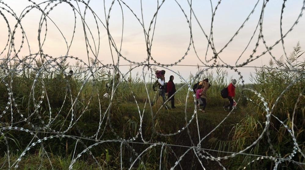 Hungria interceptou 8.792 migrantes no fim de semana
