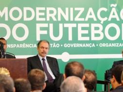 Cerimônia de anúncio de Medidas de Modernização do Futebol -19/03/2015 – BSB