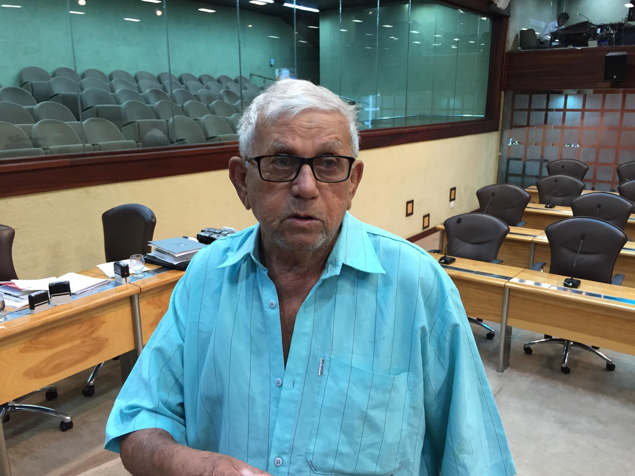 Morre Miguel Mossoró aos 76 anos