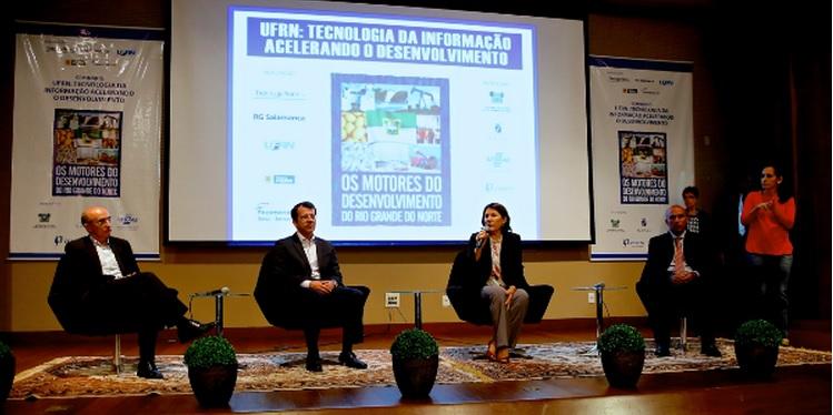 UFRN quer partilhar conhecimento e tecnologia para desenvolver o RN