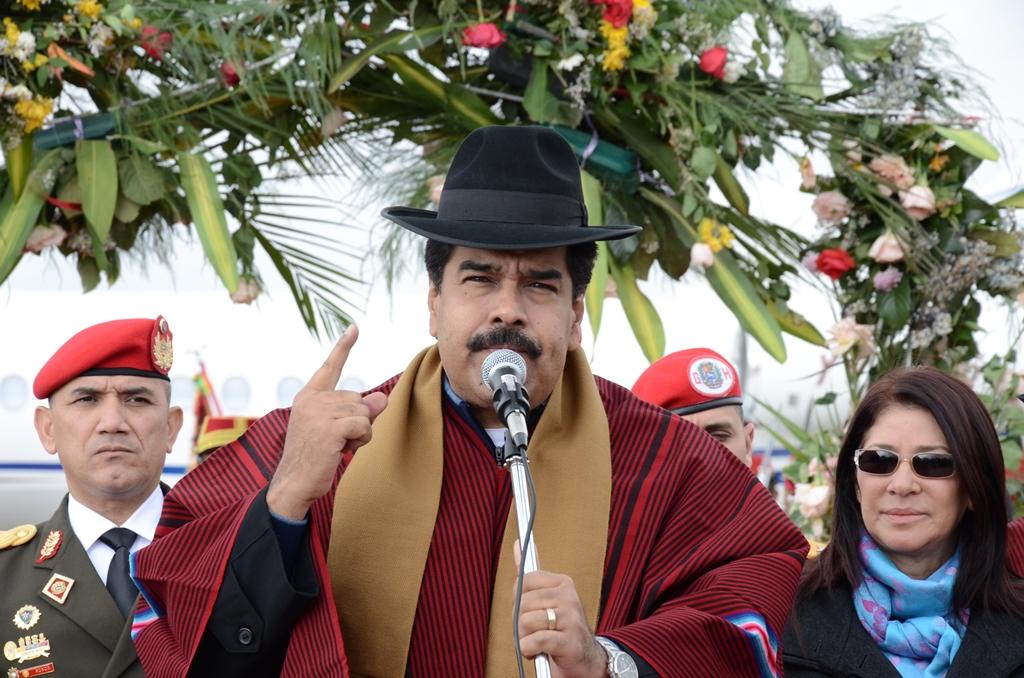 Nocolás-Maduro