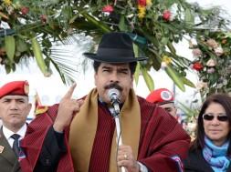 Nocolás Maduro