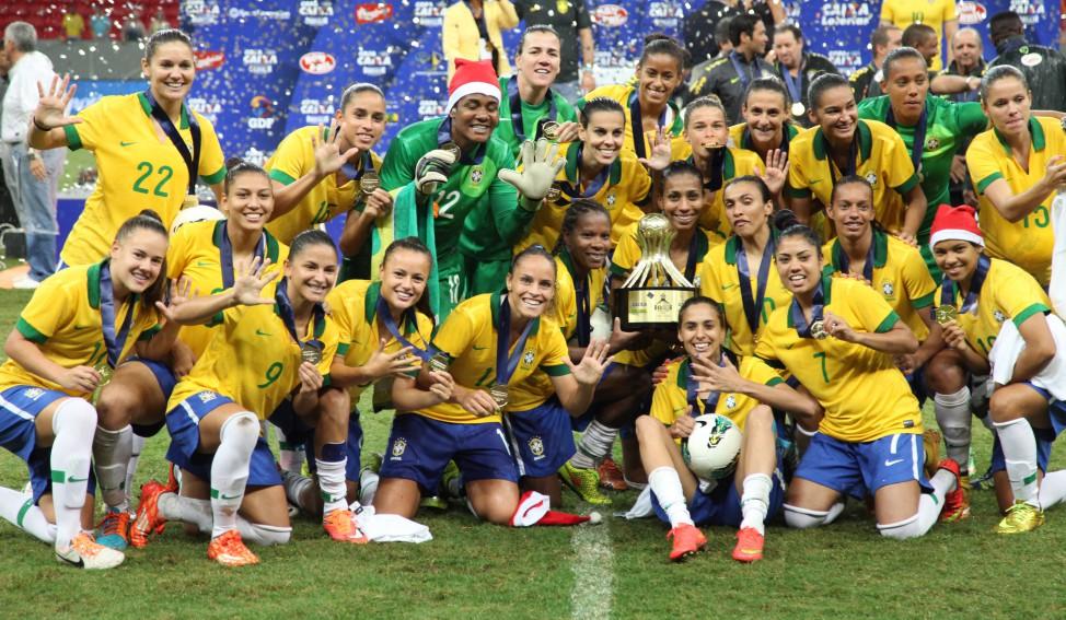 Torneio Internacional de Futebol Feminino 2015 será realizado em Natal-RN