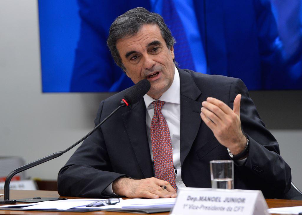 Eventual denúncia de Cunha não prejudica relação com o Congresso, diz Ministro da Justiça