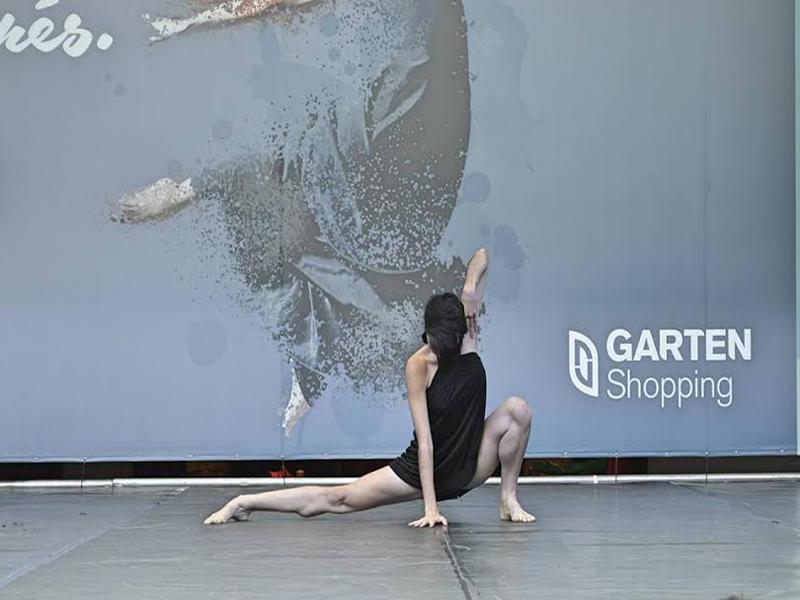 Bailarina potiguar do 'Gedtam' ganha Prêmio em Festival de Dança de Joinville