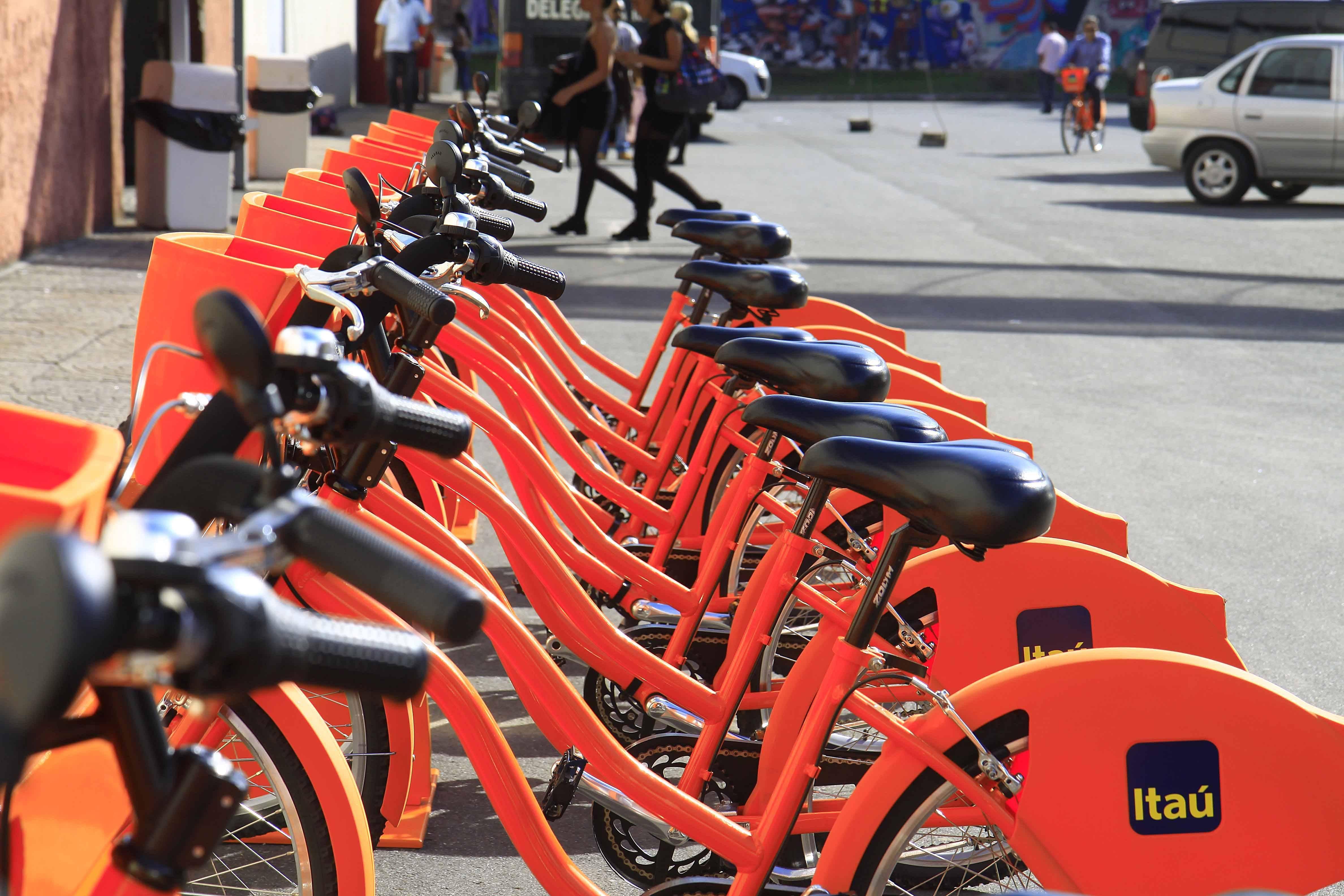 Serviço para compartilhar bicicletas pode ser implantado em Natal/RN