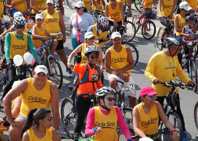 'Ciclo Sesc' acontece neste domingo em Caicó/RN