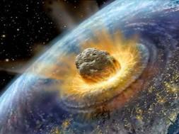 cometa na terra