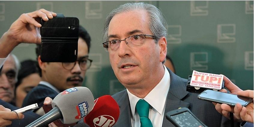 STF decreta bloqueio de R$ 9 milhões em contas de Cunha na Suíça