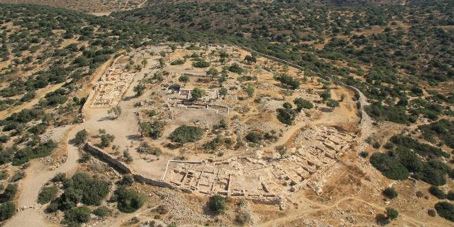 Arqueólogos encontram cidade onde viveu o gigante Golias
