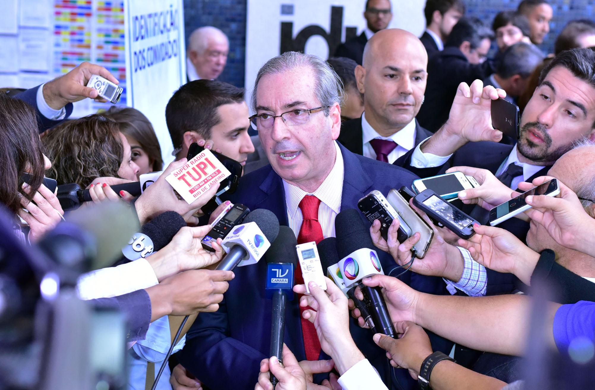 Cunha defende reforma do PIS/Cofins, desde que não aumente carga tributária