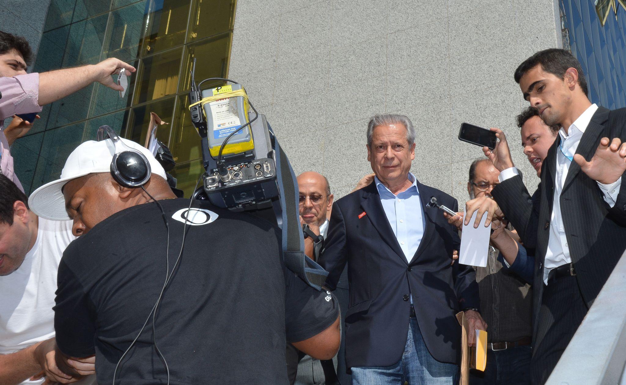 MPF denuncia José Dirceu e mais 16 investigados na Lava Jato