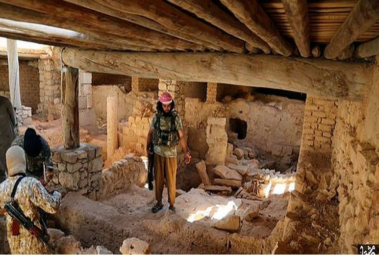 Estado Islâmico destrói mosteiro católico construído há 1,5 mil anos