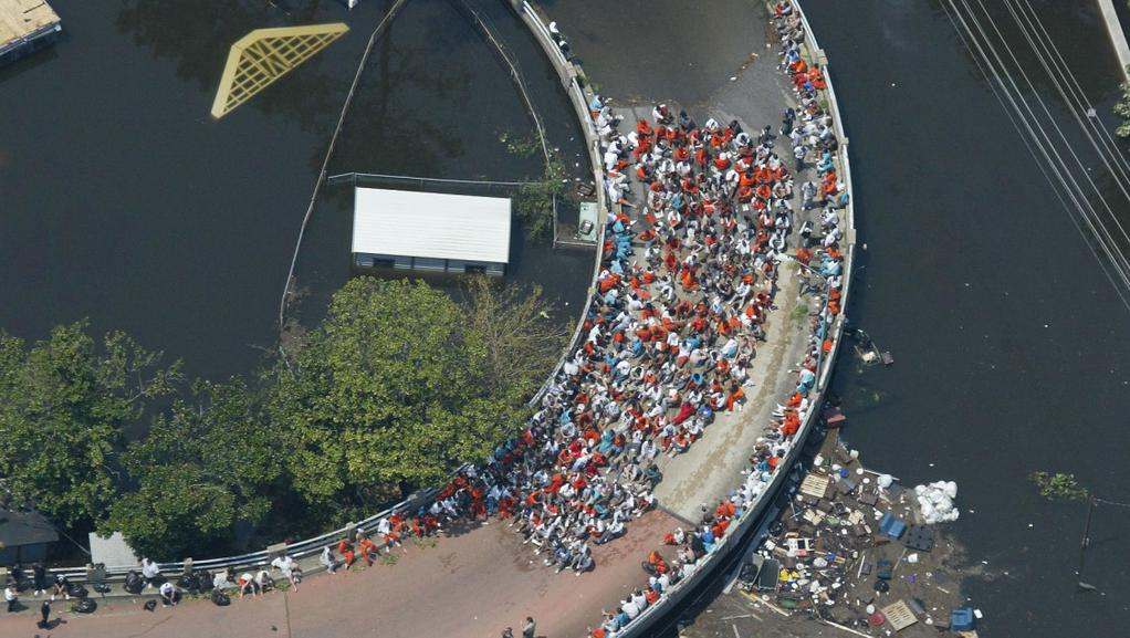 10 anos após Katrina, Nova Orleans luta para se reerguer
