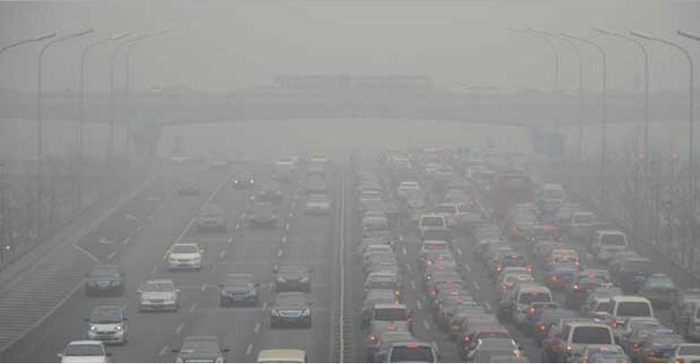 China registra maior índice de poluição da história