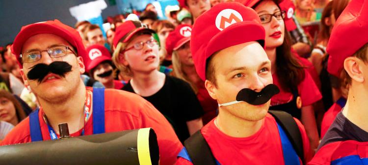 Mario Bros completa 30 anos e fãs fazem homenagem