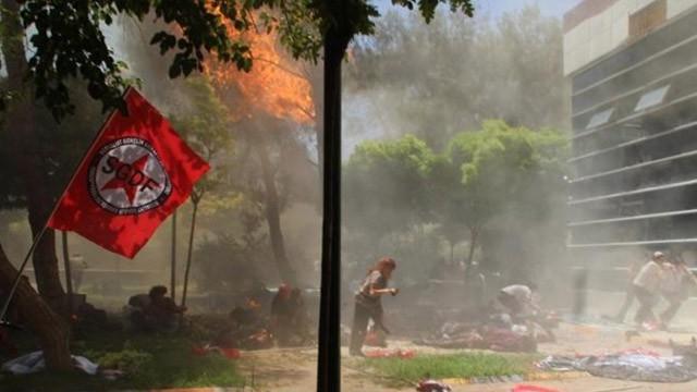Série de ataques na Turquia deixa oito mortos