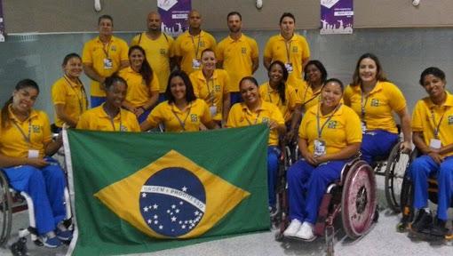 Brasil termina Parapan em primeiro lugar com 257 medalhas, 109 de ouro