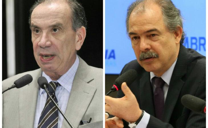 STF abre inquérito contra Aloysio Nunes e Aloizio Mercadante
