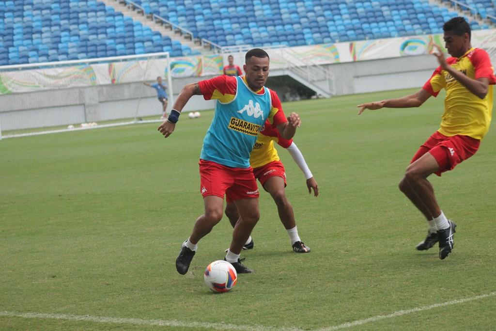 América define os relacionados para jogo de domingo (13) contra o Cuiabá