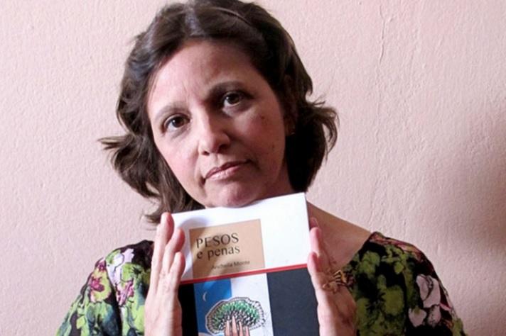 Parque da Cidade recebe a poetisa Anchella Monte para conversar com leitores