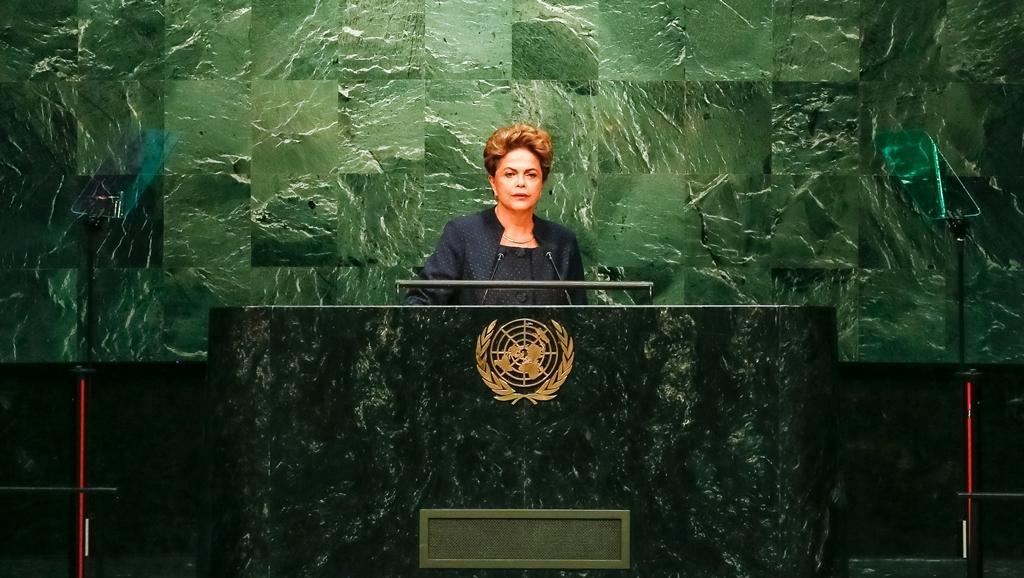 Na ONU, Dilma diz que ações para enfrentar crise no Brasil chegaram ao limite