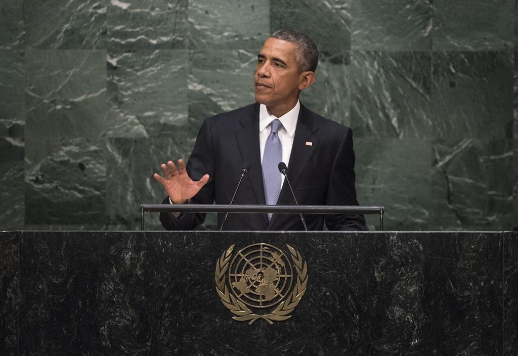 Obama diz que Estado Islâmico será derrotado