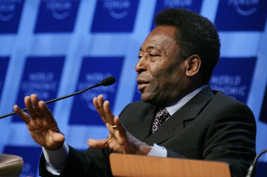 CPI do Futebol fará audiência com Pelé e Zico