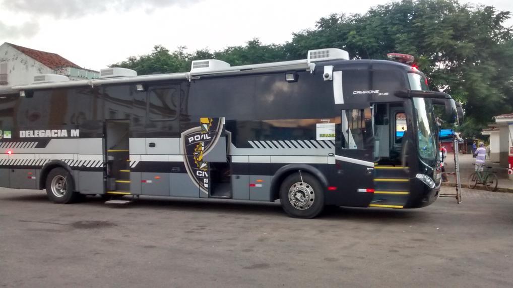 Operação Aracê II: Polícia Civil prende 19 pessoas em São José de Mipibu