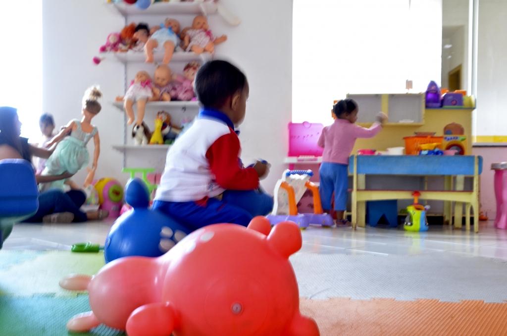 Brasil despenca no ranking global de direitos da criança
