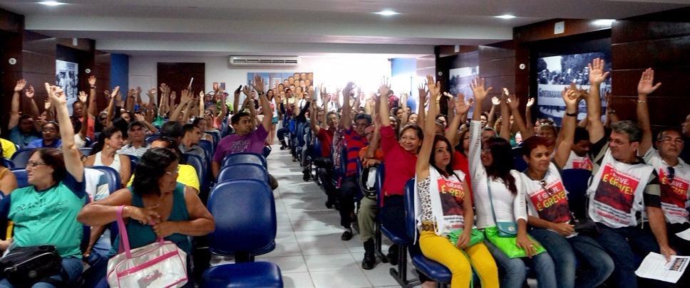 Servidores da saúde entram em consenso com o Governo e encerram greve no RN