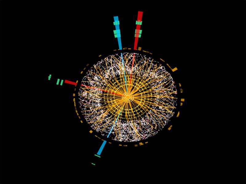 Cern consegue imagem mais nítida do bóson de Higgs