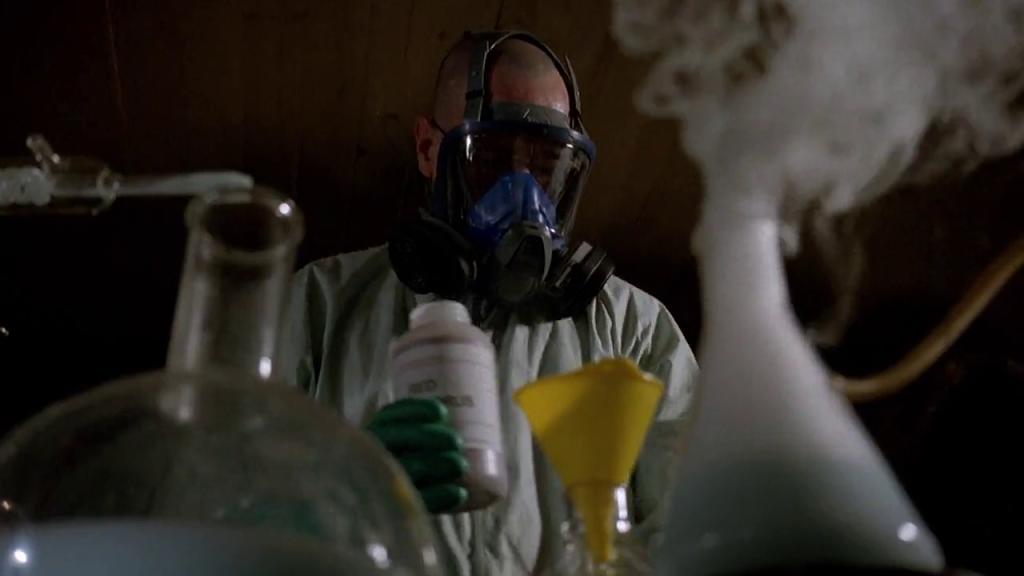 Fã de Breaking Bad é condenado por comprar armas químicas
