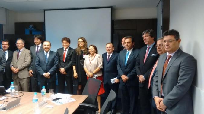 """Carlos Eduardo destaca """"poder de transformação"""" do Hub da TAM sobre economia do RN"""