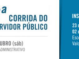 corrida servidor público