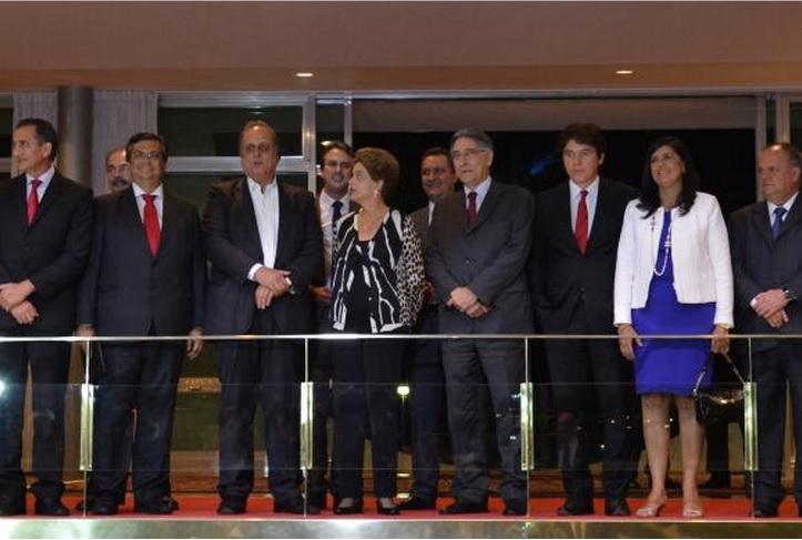 Após cortes e anúncio da volta da CPMF, Dilma reúne governadores e ministros
