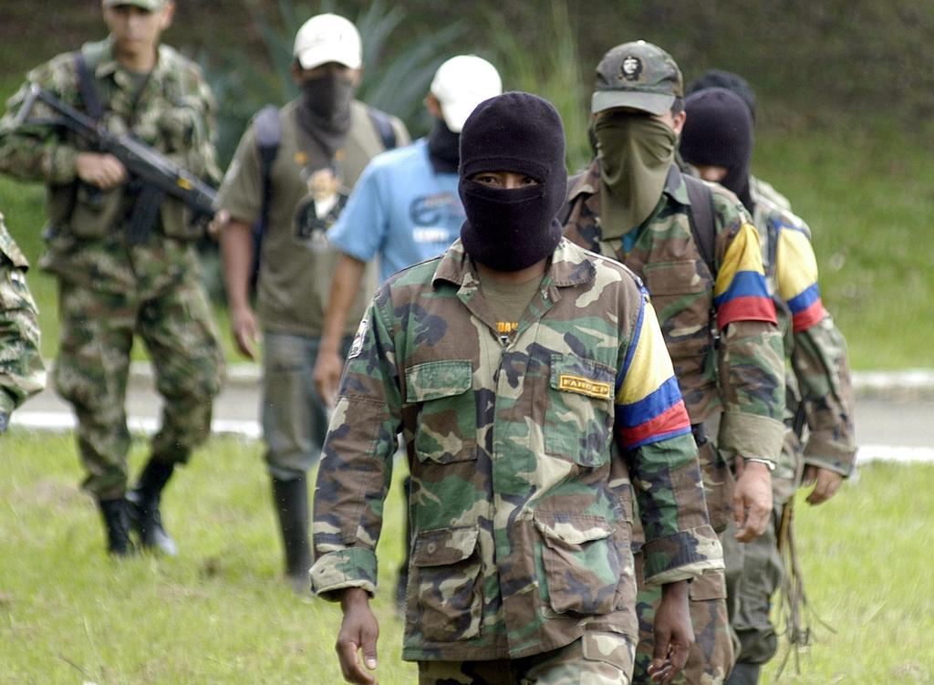 Colômbia e Farc concluem acordo de paz