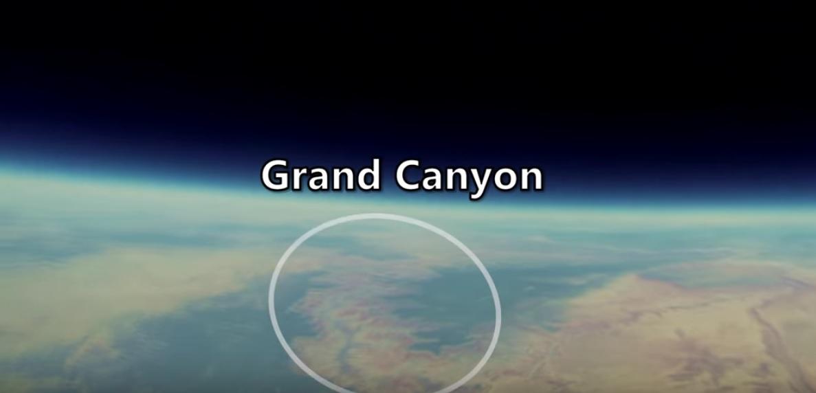 GoPro lançada na estratosfera reaparece com gravações após dois anos