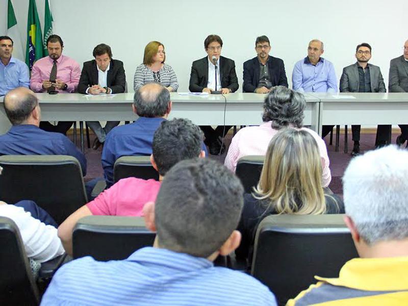 Operação Vertente: Governo e prefeituras do RN definem ações para combate aos efeitos da seca