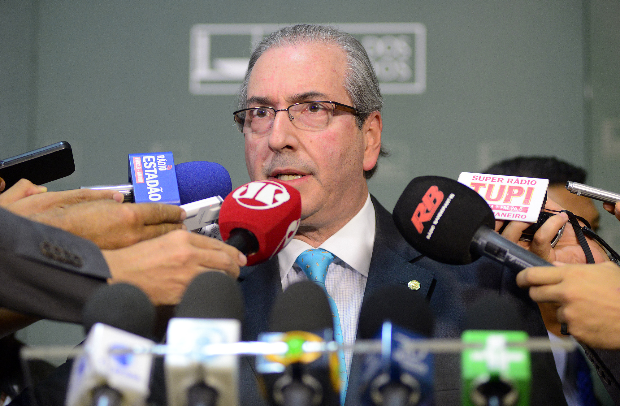 """Eduardo Cunha diz ser """"pouco provável"""" Congresso aprovar volta da CPMF"""