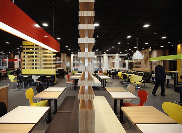 Conheça o maior McDonald's do mundo
