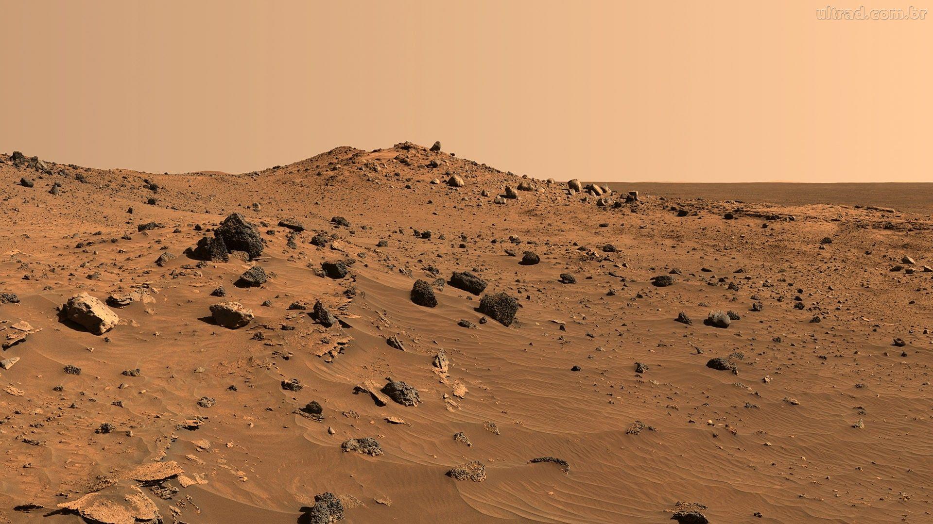 """Saiba por que chamamos Marte de """"planeta vermelho"""""""