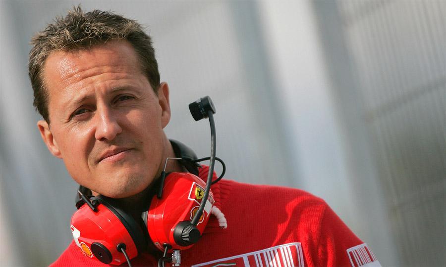 Michael Schumacher estaria pesando menos de 45kg, diz jornal