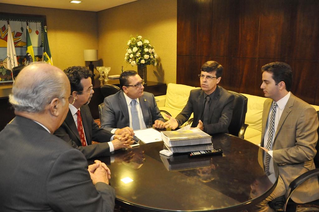 AL recebe Projeto do Orçamento do RN para 2016