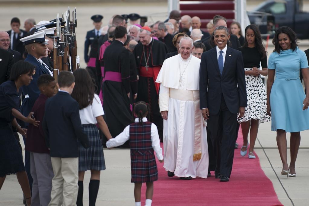 Na Casa Branca, Obama agradece Papa por ter mediado relação com Cuba