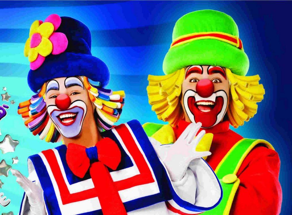 Show de Patati e Patatá animará o dia das crianças no Teatro Riachuelo