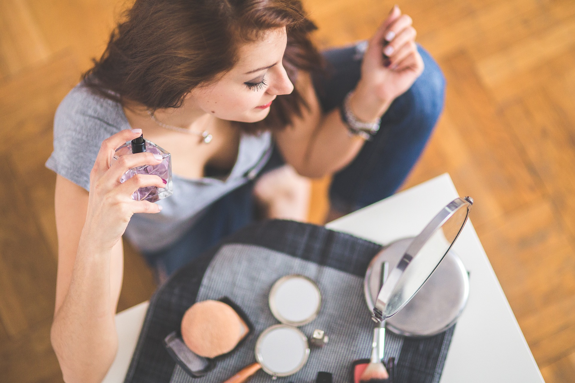 Laboratório francês cria perfume com odor da pessoa amada