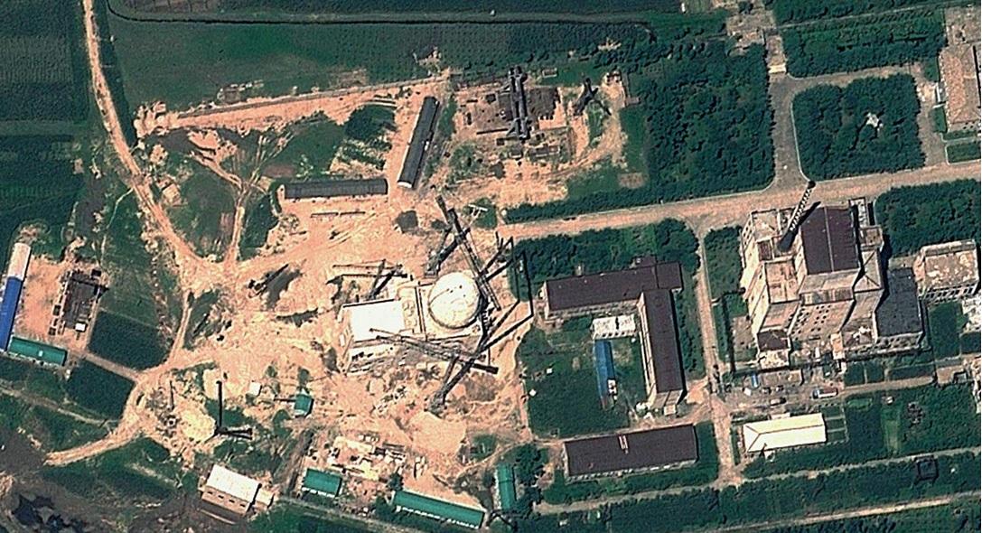Coreia do Norte reativa reator de Yongbyon para projeto nuclear