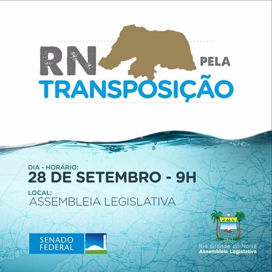 FEMURN mobiliza prefeitos para cobrar celeridade nas obras da Transposição