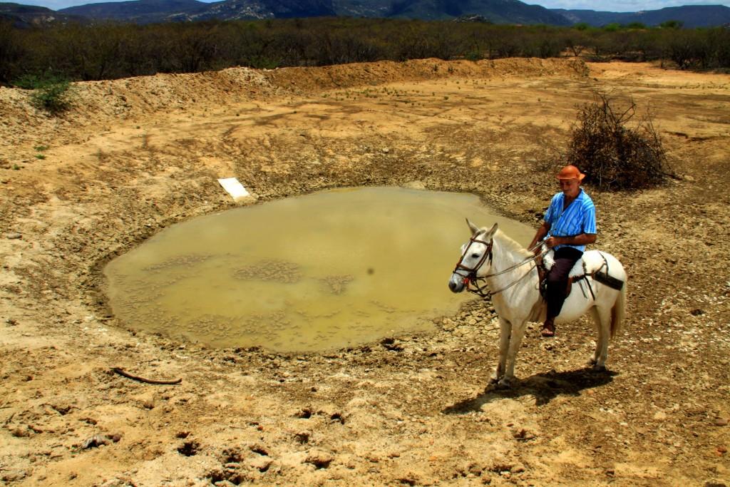 Governo estuda prorrogar decreto de calamidade em áreas atingidas pela seca no RN